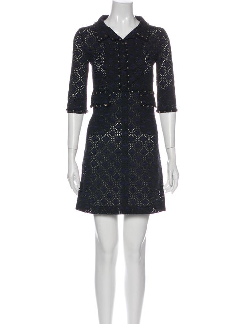 Chanel 2006 Mini Dress Black