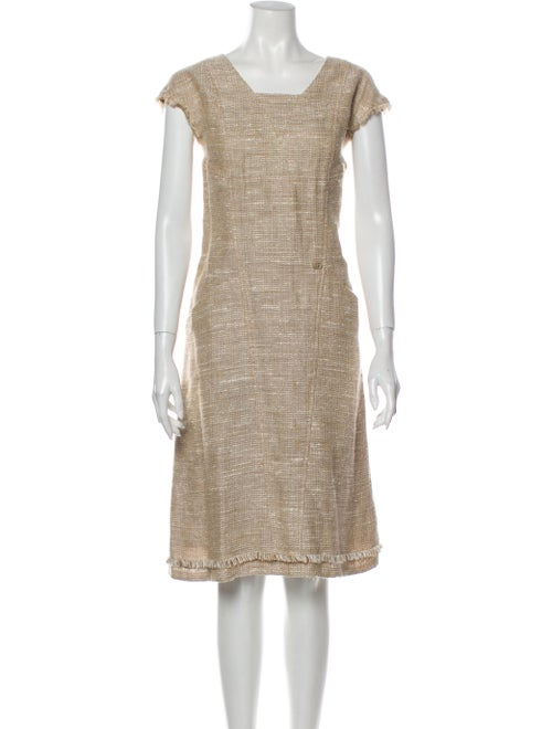 Chanel 2008 Midi Length Dress