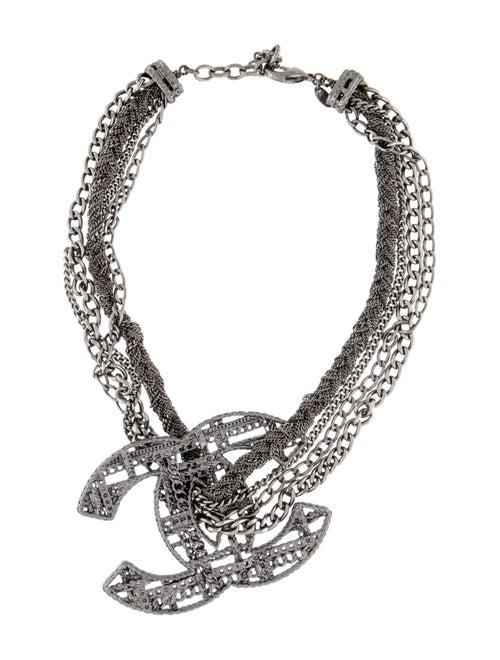 Chanel CC Multistrand Necklace