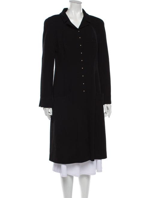 Chanel 2002 Wool Coat Wool
