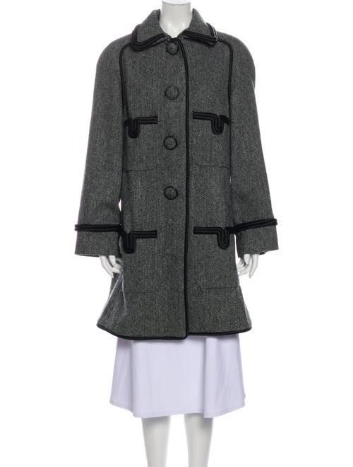 Chanel 2015 Wool Coat Wool