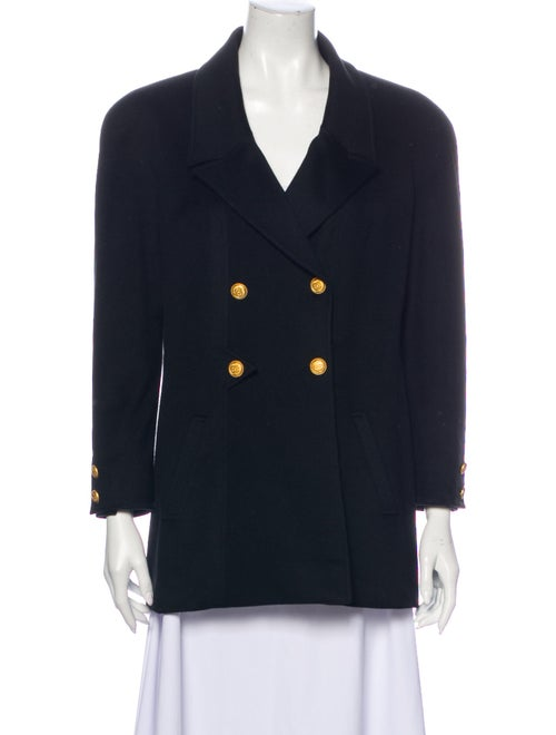 Chanel Vintage 1996 Blazer Black
