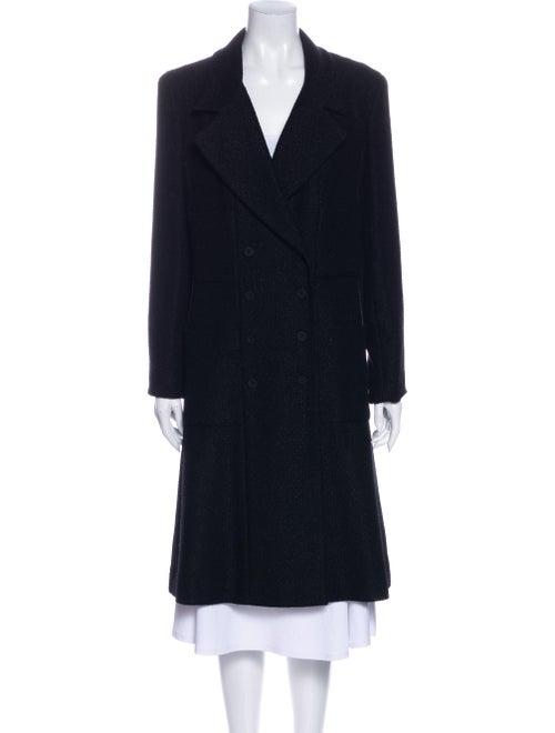 Chanel 2001 Coat Black