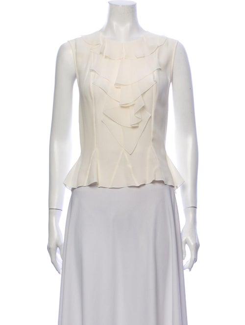 Chanel 2002 Silk Top