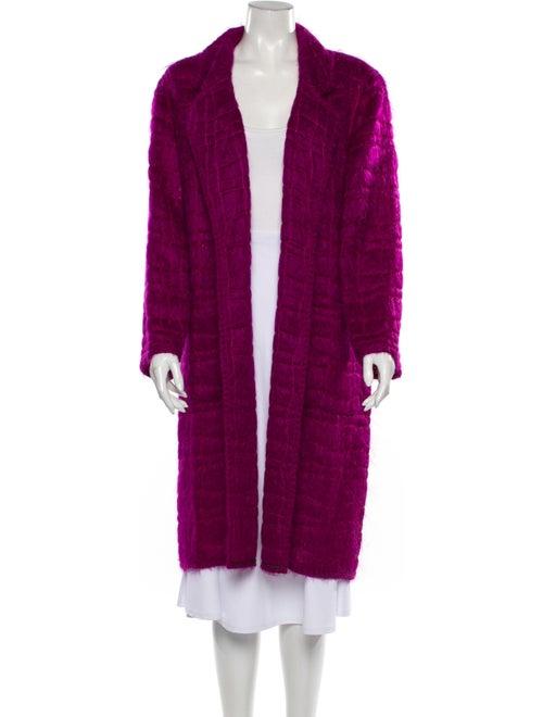 Chanel Vintage 1998 Sweater Purple