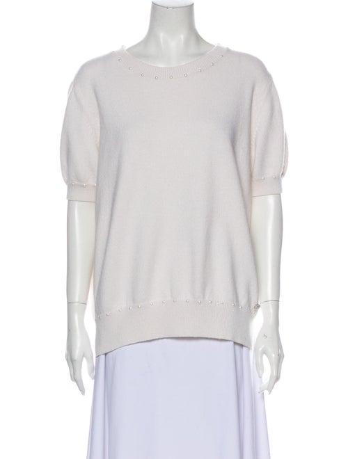 Chanel 2016 Scoop Neck Sweater