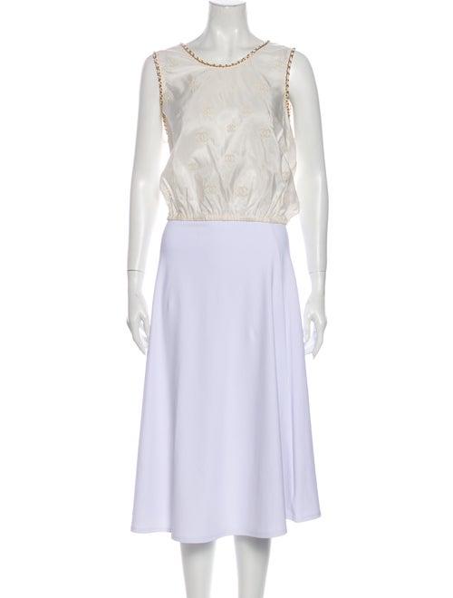 Chanel 2019 Silk Top