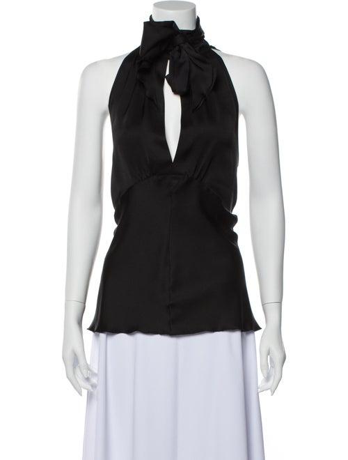 Chanel Vintage 2006 Blouse Black