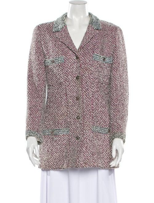 Chanel Vintage 1996 Blazer Pink - image 1