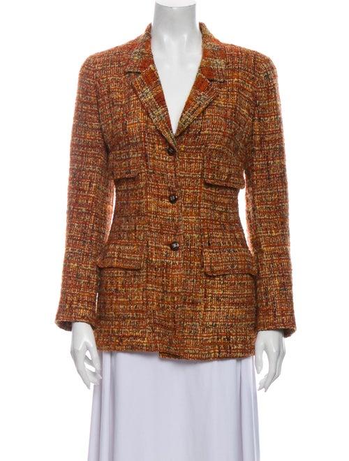 Chanel Vintage 1990's Blazer Wool