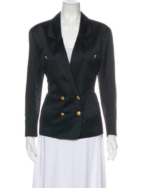 Chanel Vintage Blazer Black