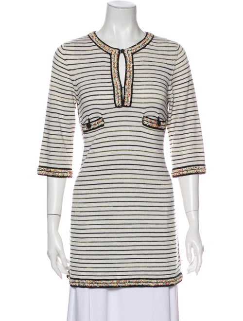 Chanel 2007 Striped Tunic