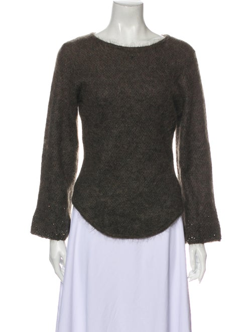 Chanel Vintage 1998 Sweater Brown