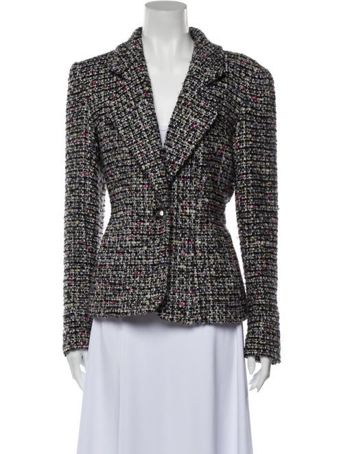 Chanel Vintage 2010 Blazer Black