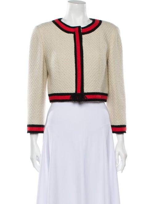 Chanel Vintage 2001 Bolero Wool