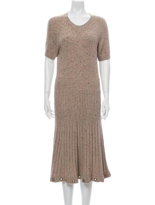 Chanel 2016 Midi Length Dress