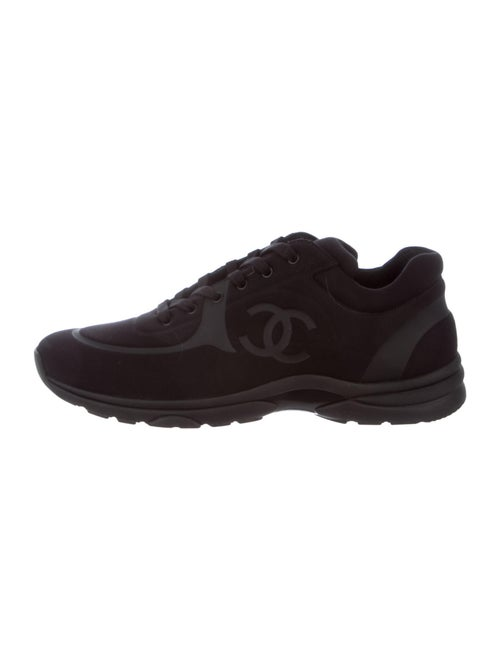 Chanel 2020 Sneakers Black