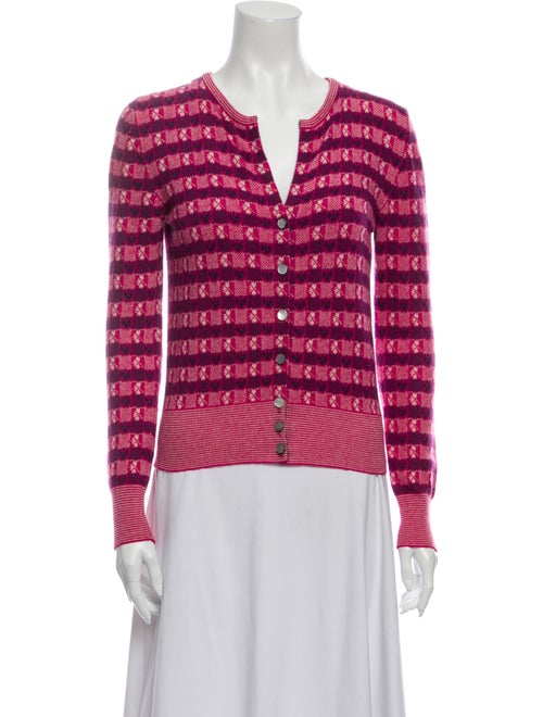 Chanel 2001 Cashmere Sweater Pink