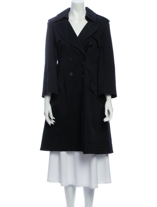 Chanel 2013 Coat Blue