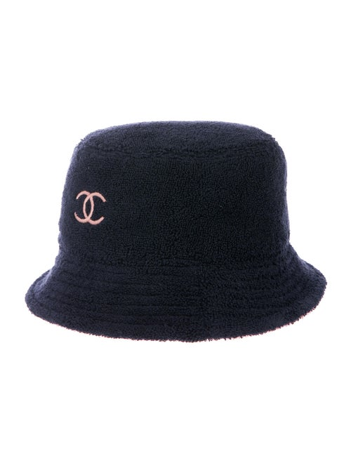 Chanel 2020 Terry CC Bucket Hat
