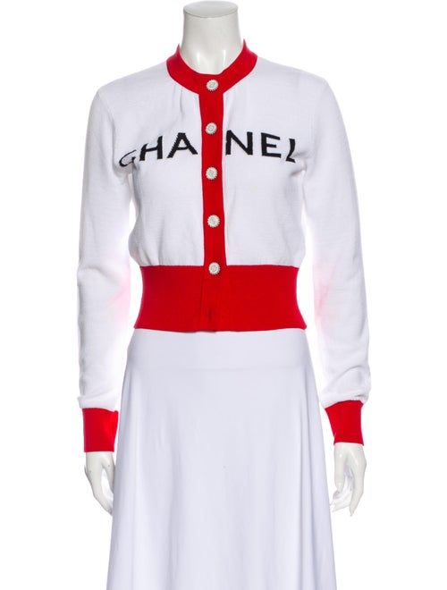 Chanel 2019 Sweater White
