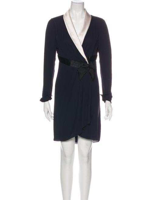 Chanel Mini Dress Blue
