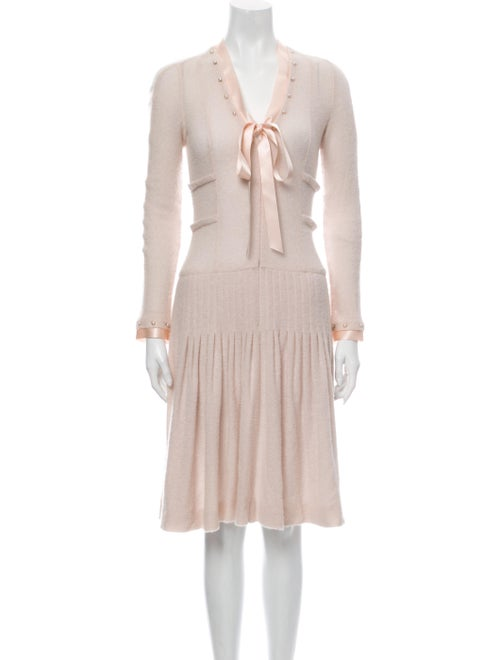 Chanel Vintage Knee-Length Dress