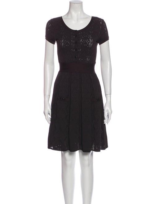 Chanel 2008 Knee-Length Dress
