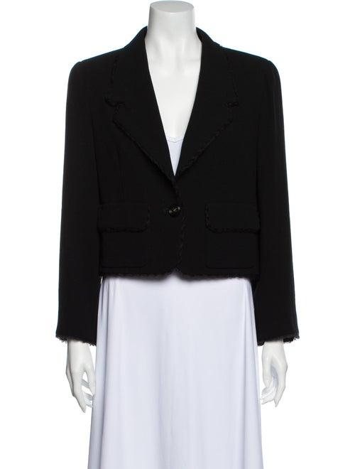 Chanel 1995 Wool Blazer Wool