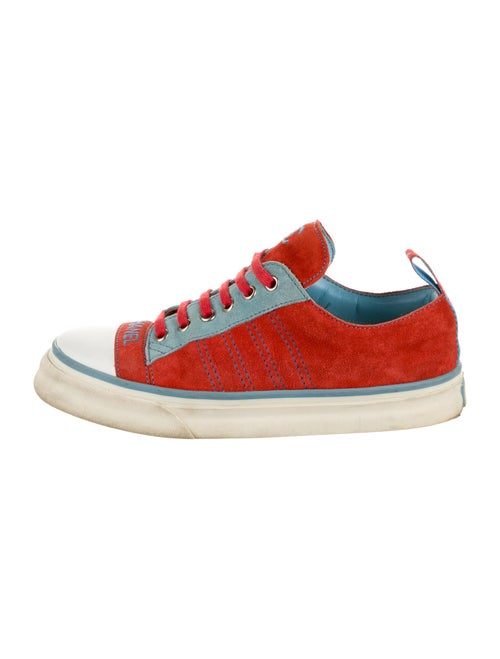Chanel Sport Sneakers Red