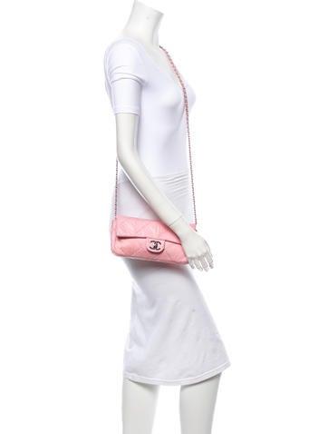 Watersnake Ultimate Stitch Flap Bag