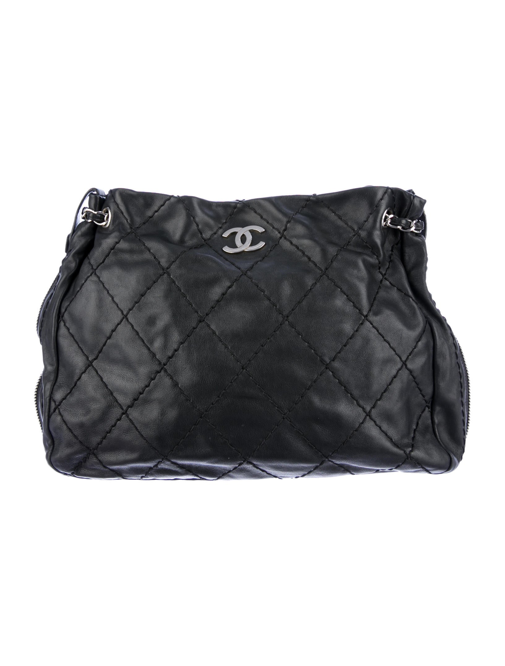 4a45f67f736a Chanel Expandable Tote - Handbags - CHA51327 | The RealReal