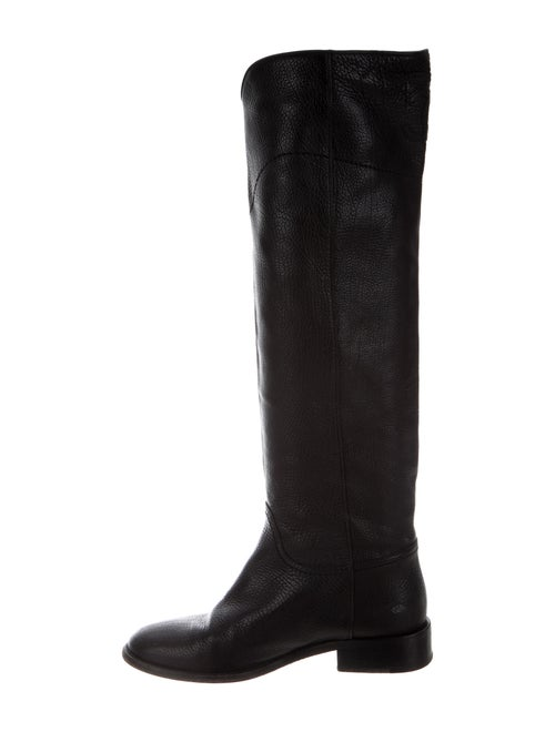 Chanel 2015 Riding Boots Riding Boots Black