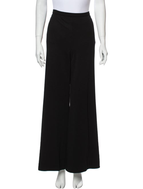 Chanel 2010 Wide Leg Pants Wool