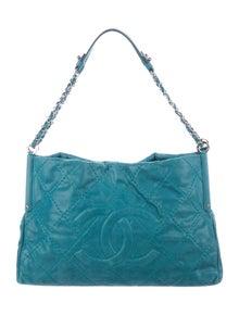 Chanel Sea Hit Shoulder Bag