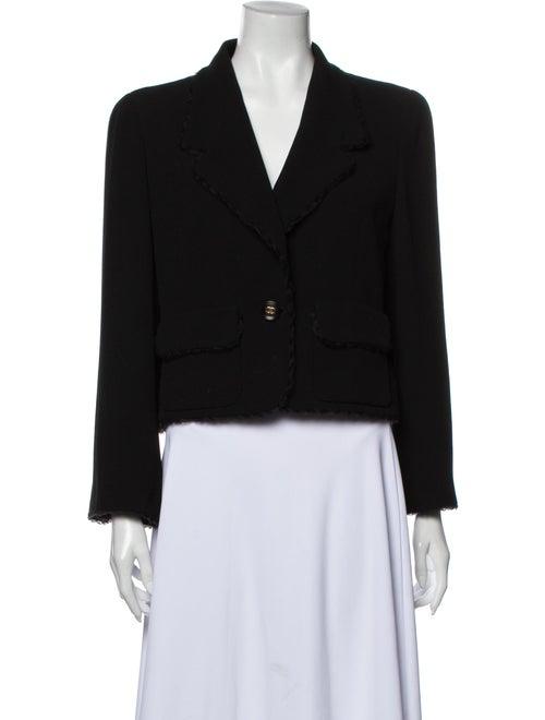 Chanel Vintage 1995 Evening Jacket Wool