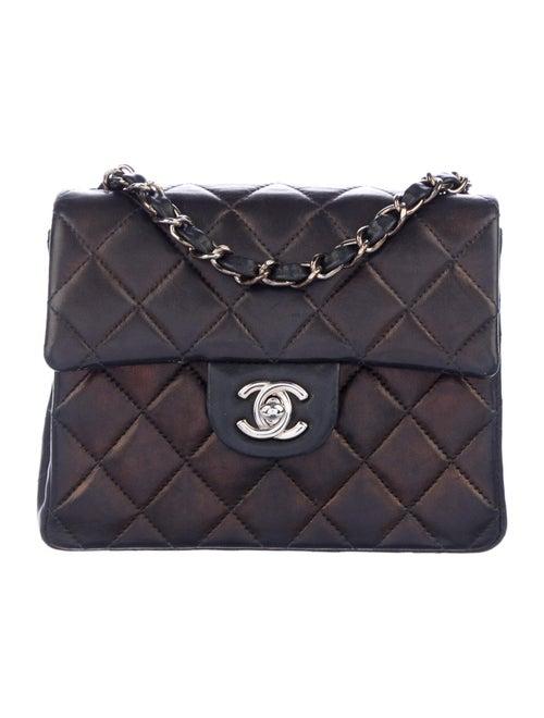 Chanel Mini Flap Bag Black