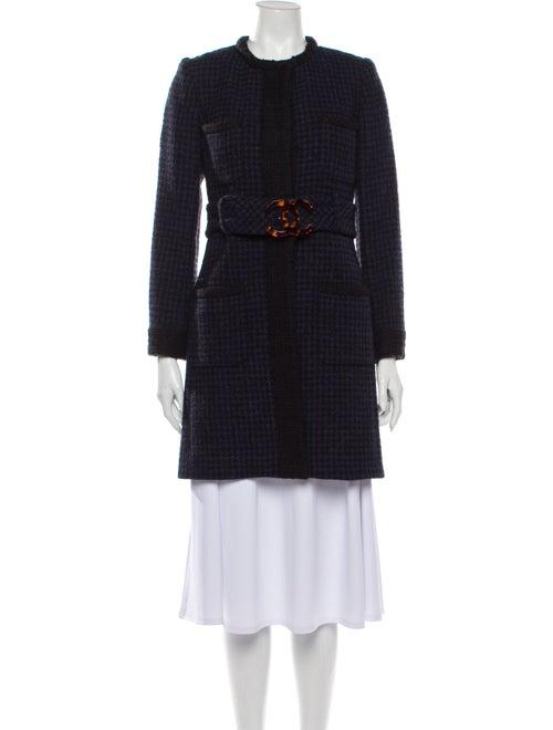 Chanel 2017 Wool Coat Wool