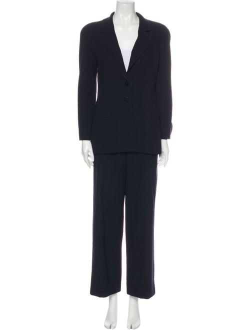 Chanel Vintage 1999 Pantsuit Wool