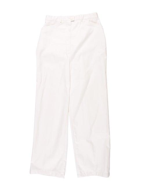 Chanel Wide Leg Pants