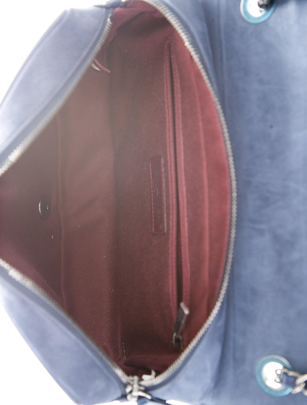 Chanel Day Trip Flap Bag Blue - image 5