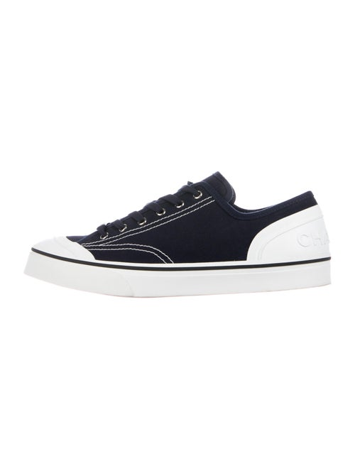 Chanel 2019 Sneakers Blue