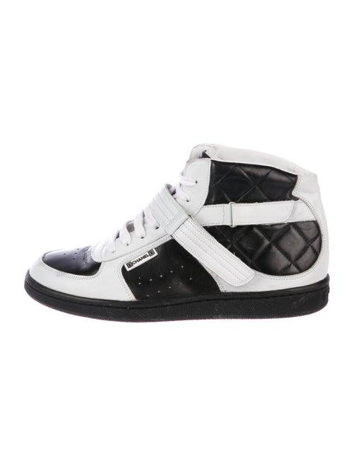 Chanel Sport Sneakers Black