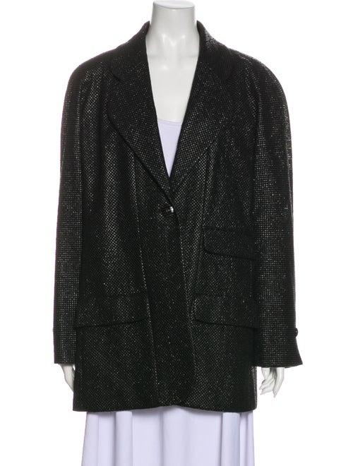 Chanel 2014 Blazer Black