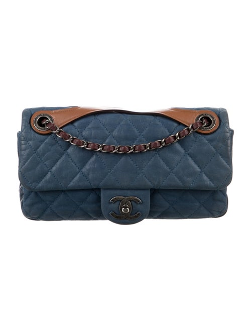 Chanel In the Mix Flap Bag Blue - image 1