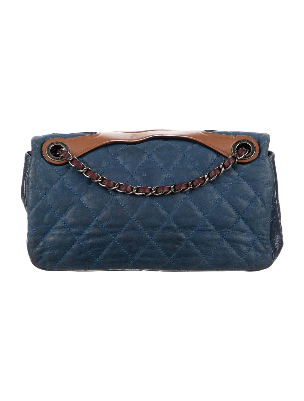 Chanel In the Mix Flap Bag Blue - image 4