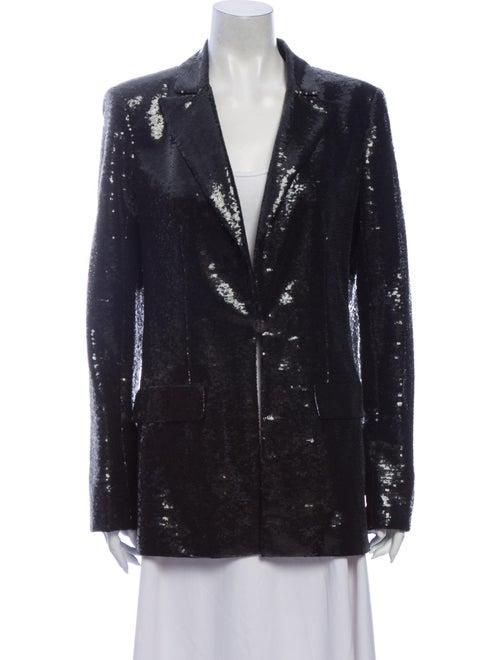 Chanel 2009 Blazer Black