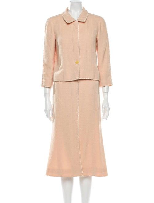 Chanel Vintage 1995 Skirt Suit Wool