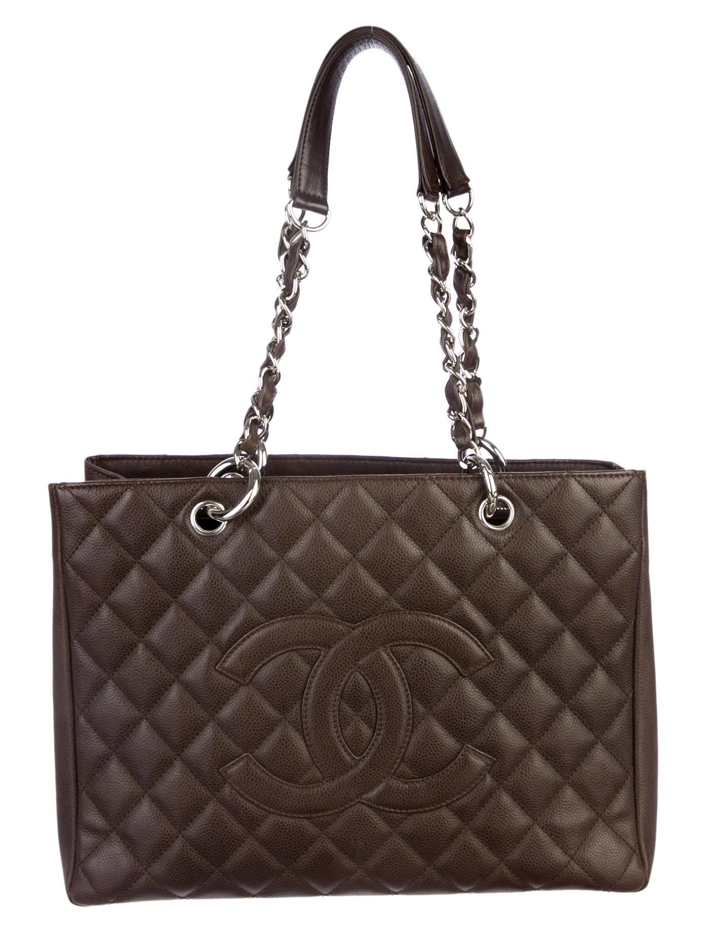 Chanel Grand Shopping Tote - Handbags - CHA54403