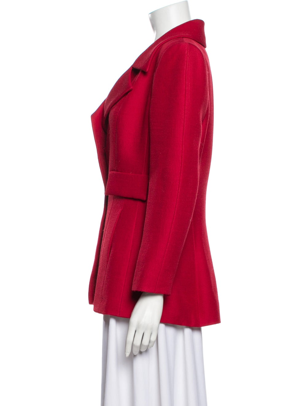 Chanel Vintage 2001 Blazer Wool - image 2